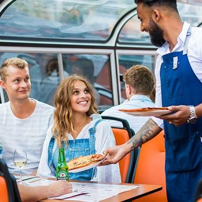 Amsterdam Pizza Cruise