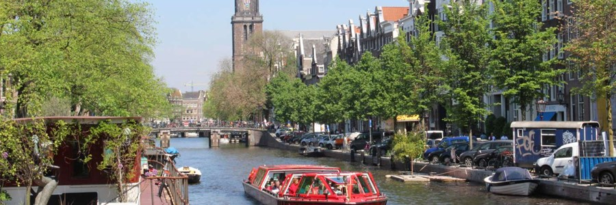 Top 10 things to do during the Amsterdam summer