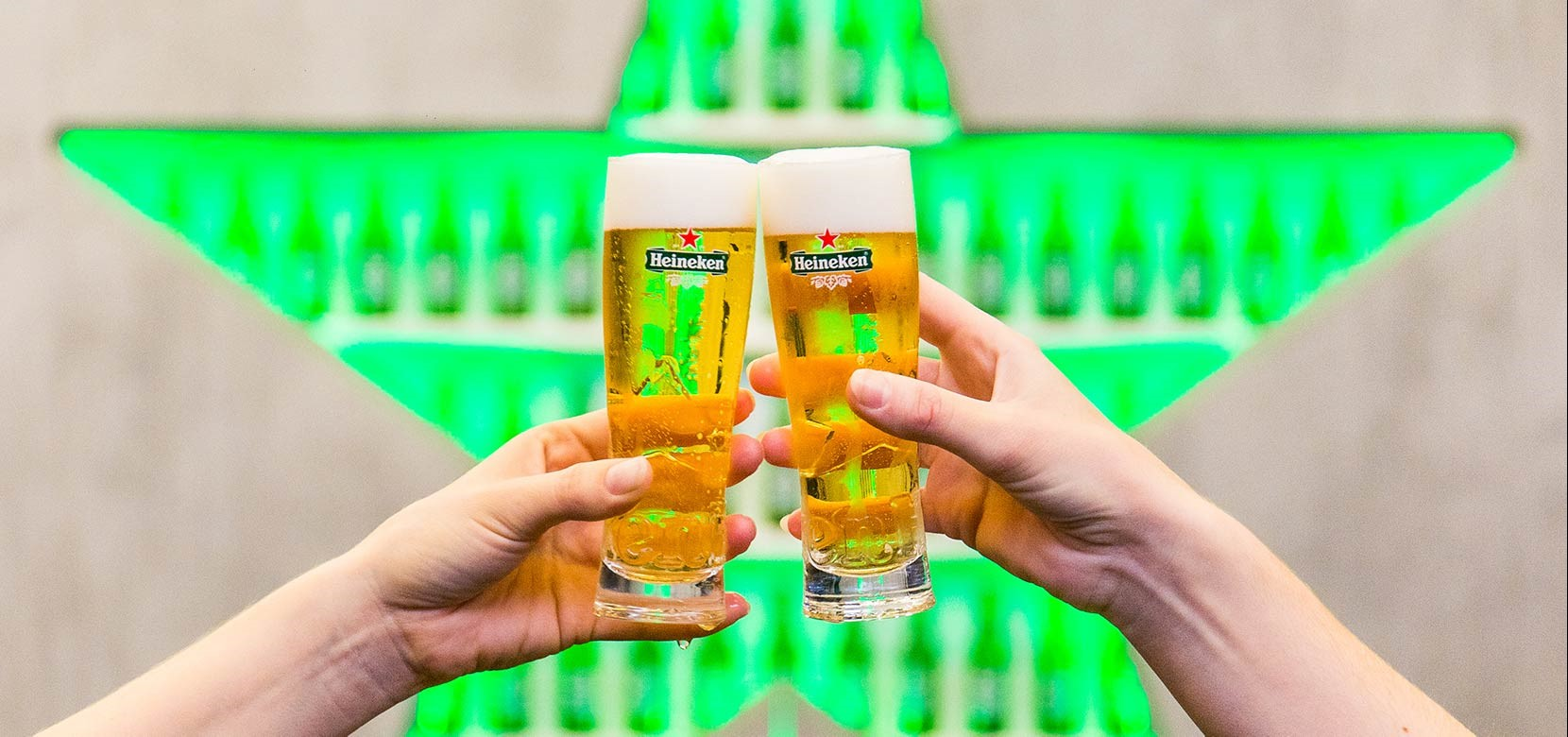 Heineken Experience collection