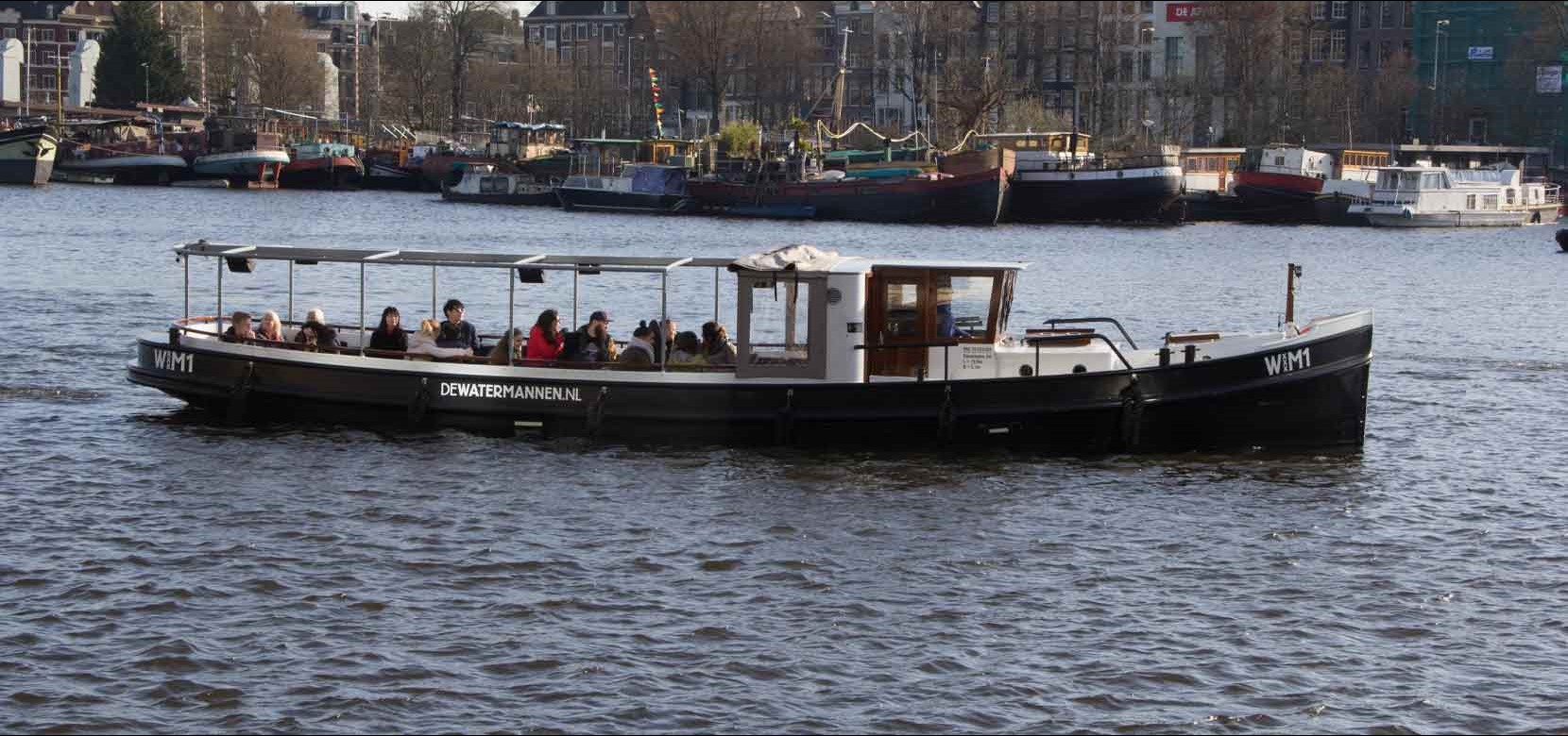Dutch Authentic Boat