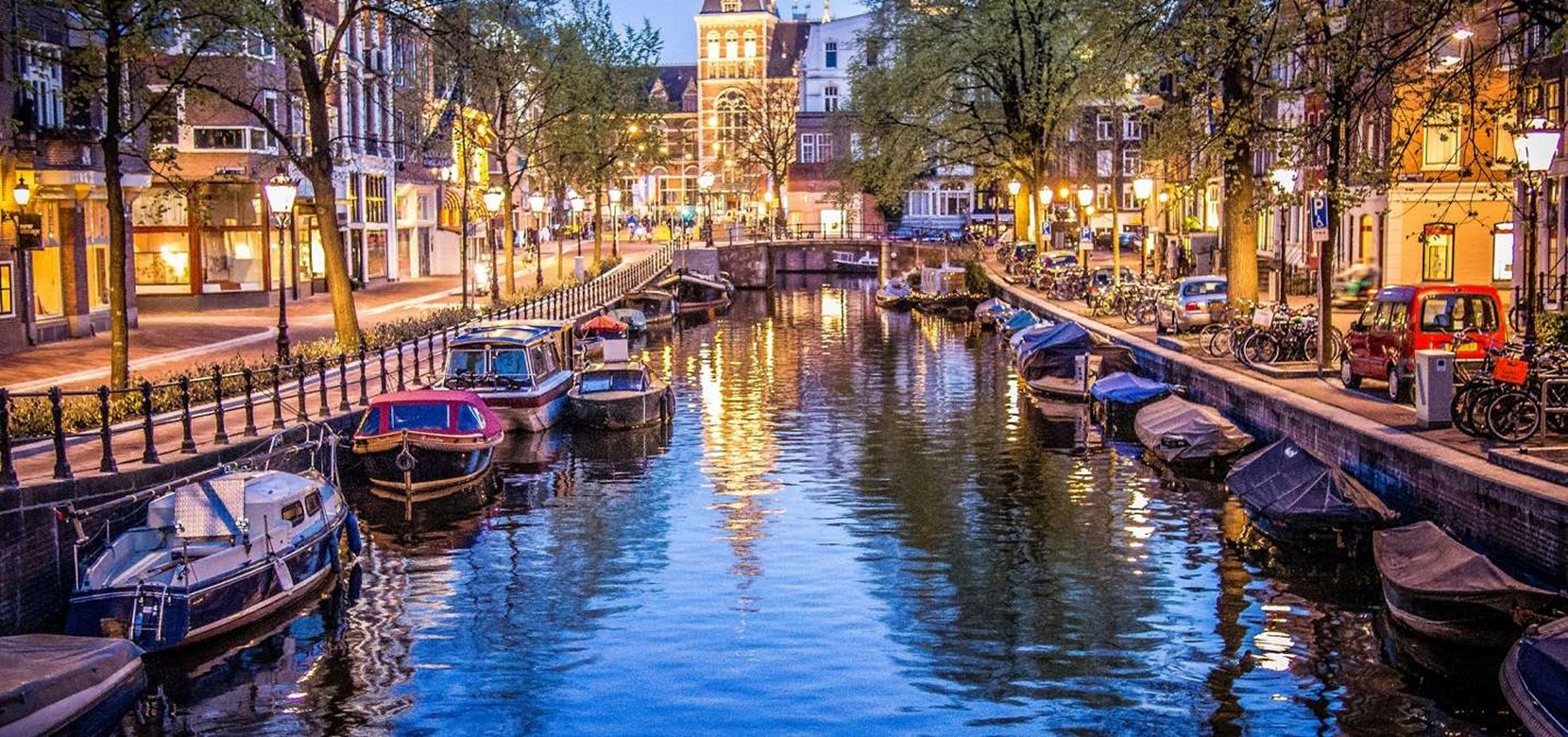 Image result for canals in amsterdam