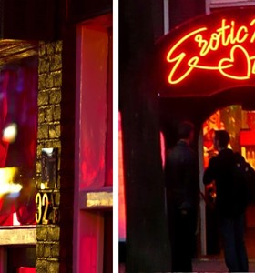 Red Light District Walking Tour + Erotic Museum