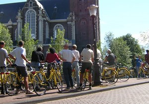 The best bike tour Amsterdam has to offer