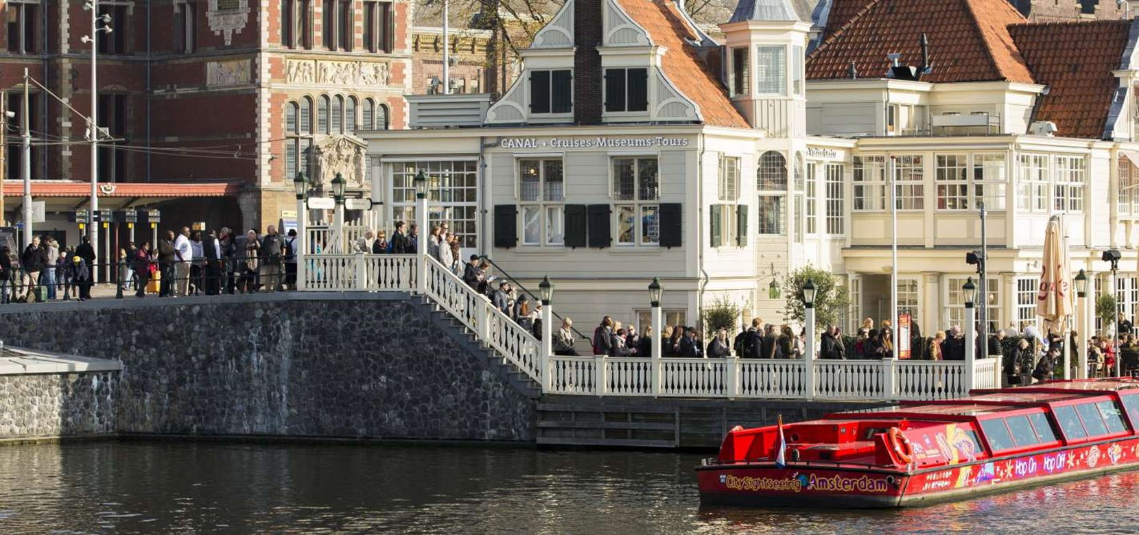 Experience the many things to do in Amsterdam