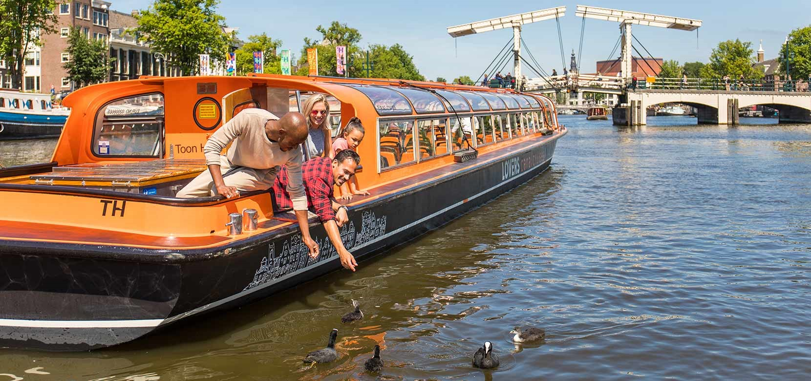 Amsterdam Canal Cruise (departs near Rijksmuseum)