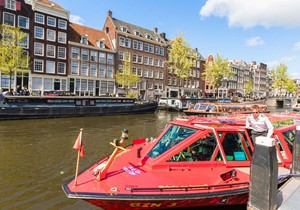Amsterdam canals: an overview