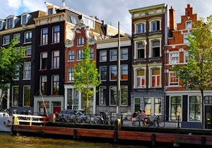 Enjoy a wonderful time in Amsterdam
