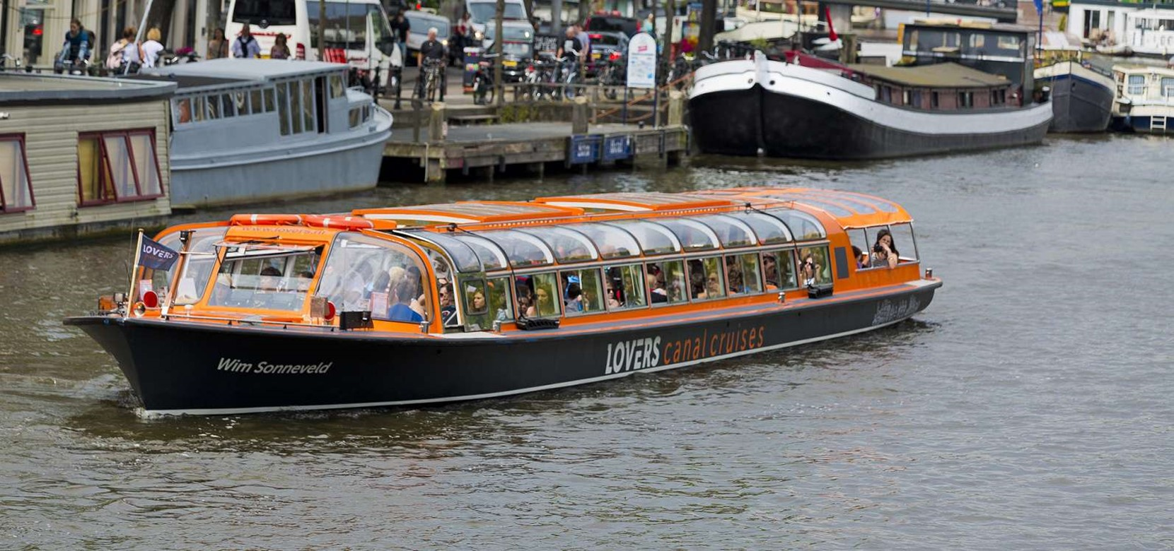 Free Amsterdam Canal Cruise + Rotterdam, Delft & The Hague