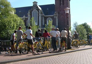 Amsterdam City Bike Tour