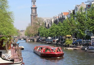 A world of options with Amsterdam tours
