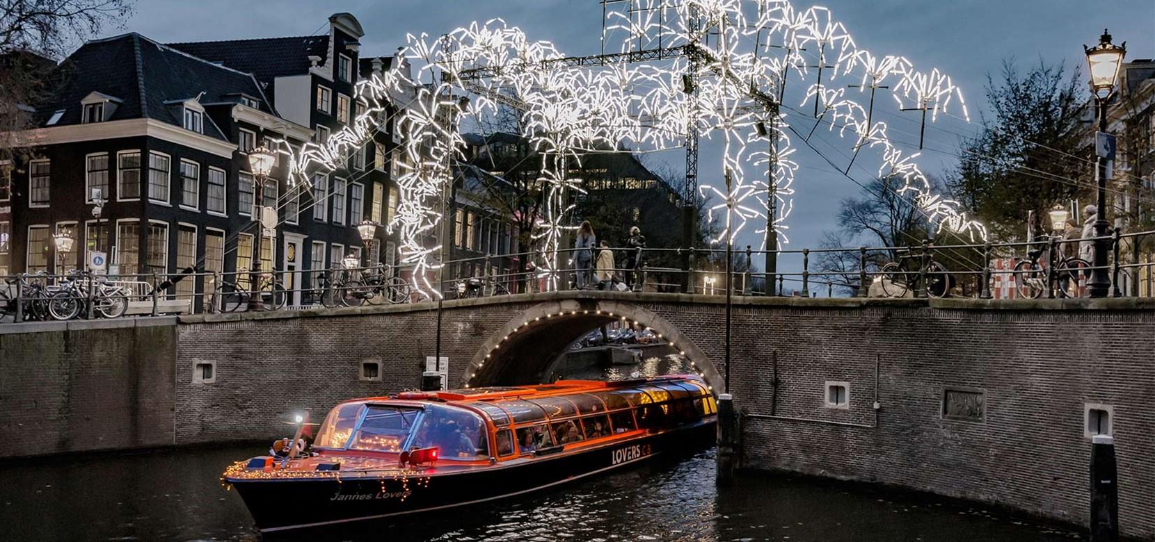 Amsterdam Light Festival Rondvaart Tours Amp Tickets