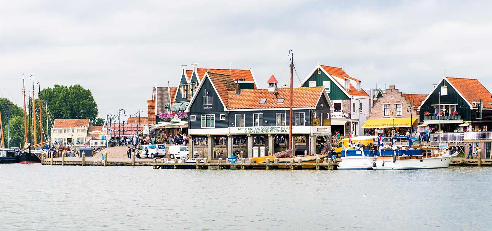 Volendam & Marken in one day with lunch