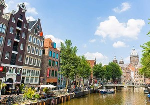 Best places to visit in Amsterdam