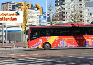 Rotterdam Hop On Hop Off Busfahrt 24 H.