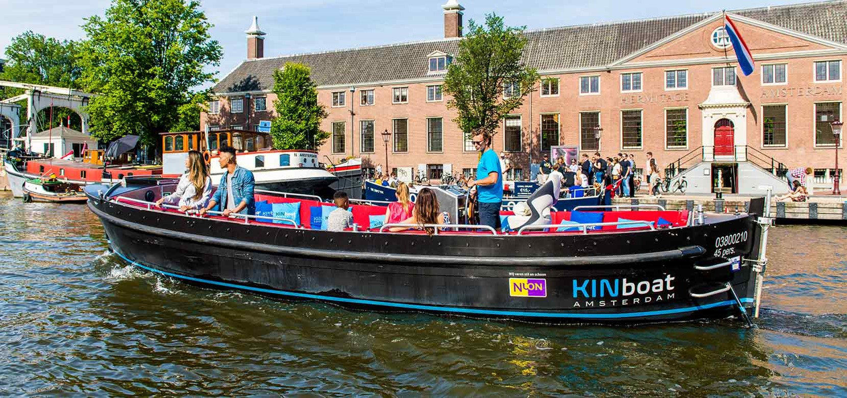 Cruise like a local (vertrekpunt bij City Hall)