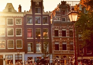 Guided Amsterdam City Tour