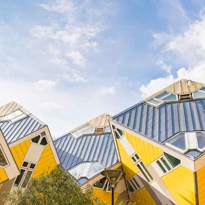 Rotterdam, Delft & The Hague
