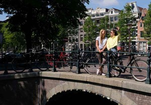 Amsterdam Walking Tour