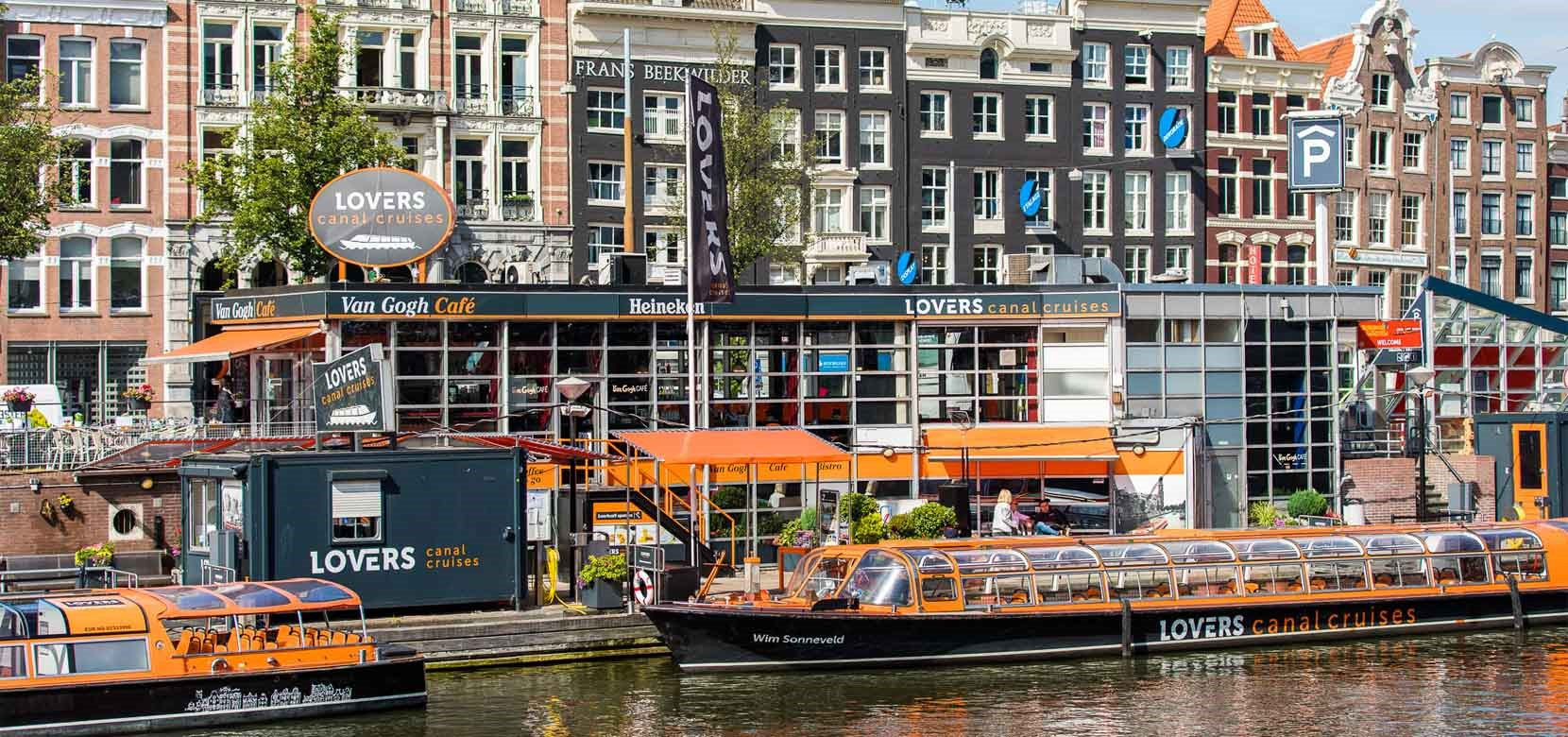 Amsterdam Canal Cruise (departs near the Anne Frank House)