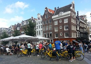 Everything you need to know about a bike tour Amsterdam!