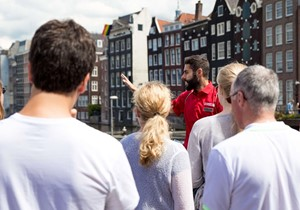 What you will see on Amsterdam walking tours