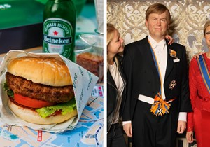 Burger Cruise + Madame Tussauds