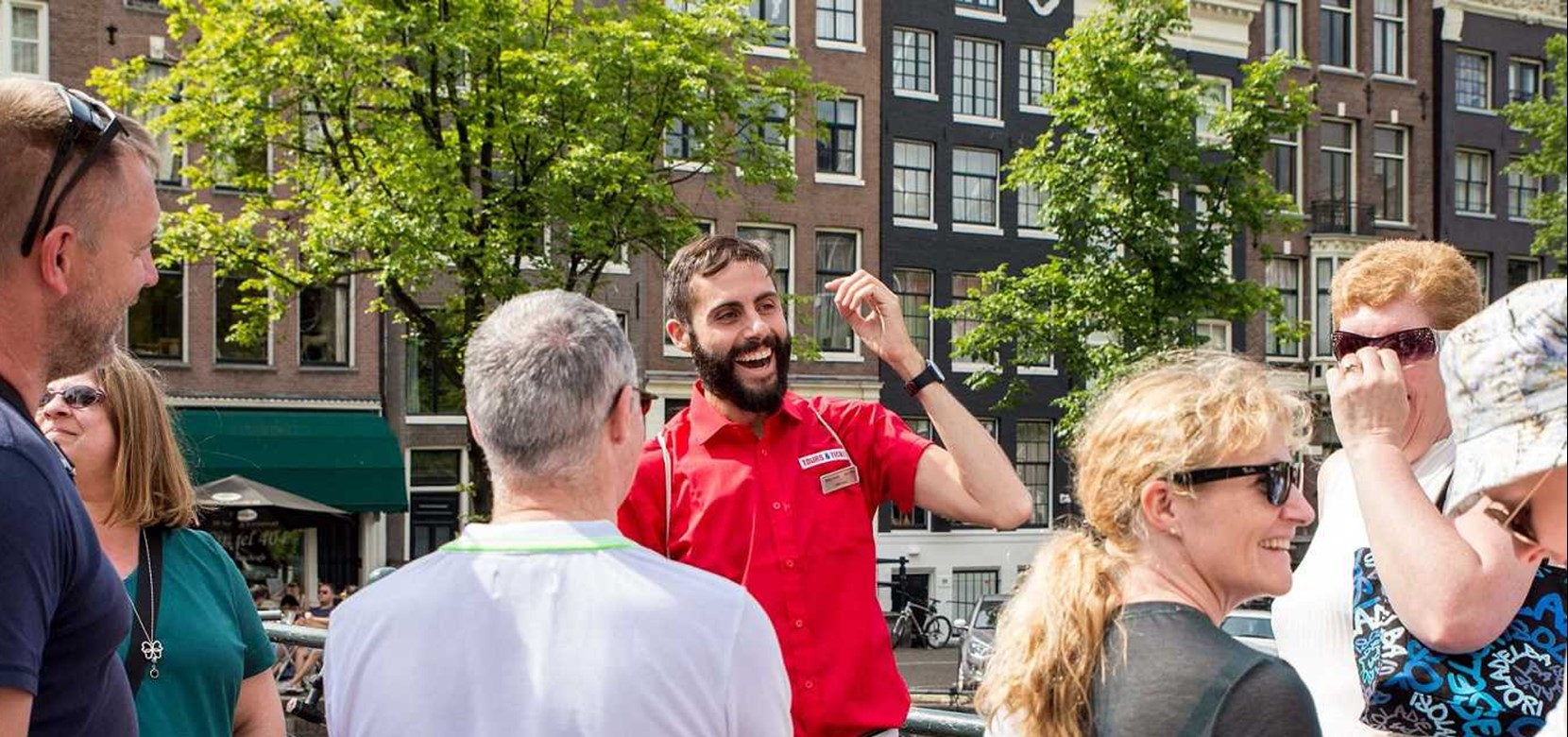 What are the best walking tours in Amsterdam?