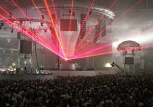 Amsterdam Music Festival is the biggest party held at ADE