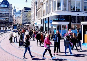 Top Amsterdam shopping locations